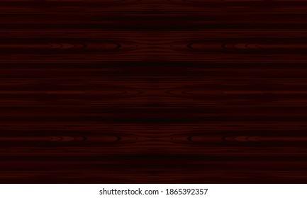 Vector cherry wood grain premium red mahogany or teak wood texture board background