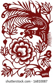 Vector of Chinese Artistic Pattern