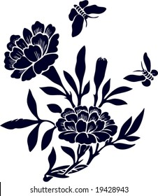 Vector of Chinese Traditional Artistic Pattern