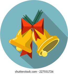 Vector Christmas Bells