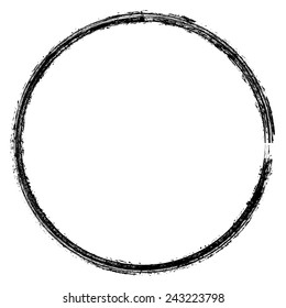 Vector Circle Shape .