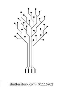 vector circuit  tree