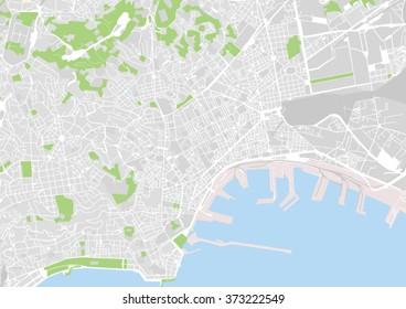 Napoli Subway Map.Naples Map Images Stock Photos Vectors Shutterstock