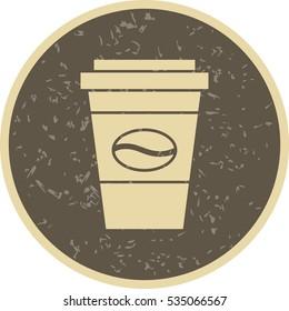 Vector Coffee Icon