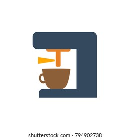 vector coffeemaker icon