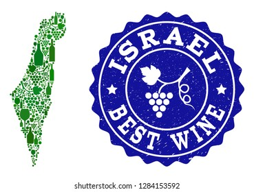 Israel Collage Images, Stock Photos & Vectors | Shutterstock