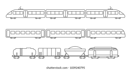 Train Carriage Icon Stock Illustrations, Images & Vectors | Shutterstock