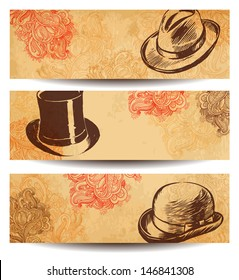Planter's Hat Images, Stock Photos & Vectors | Shutterstock on stove top hat, 3 musketeers hat, art hat,