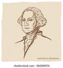George Washington Cartoon Images Stock Photos Vectors Shutterstock