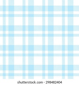 vector of colored checkered seamless table cloth background