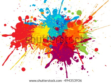 Vector Colorful Background Design Illustration Vector Stock Vector