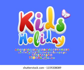 Kids Font Images, Stock Photos & Vectors | Shutterstock
