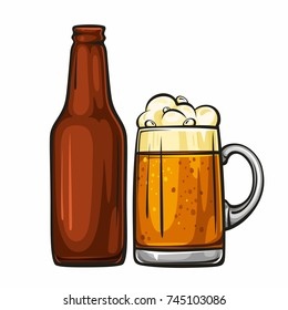 Get Cartoon Beer Bottle Clip Art Wallpapers