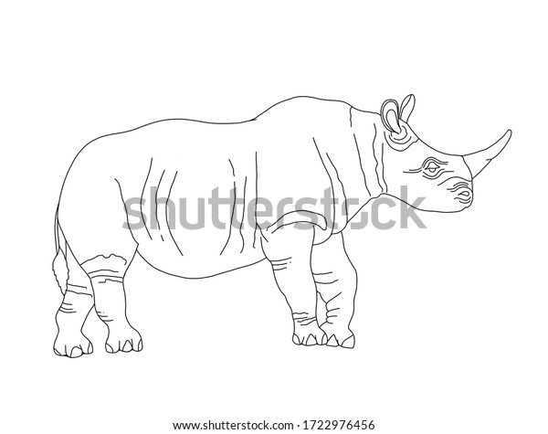 Endangered animals coloring pages | Free Printable Pictures | 475x600