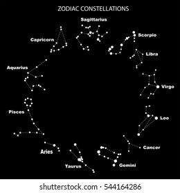 Constellation Map Images, Stock Photos & Vectors | Shutterstock