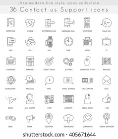 Icono Contact Images, Stock Photos & Vectors | Shutterstock
