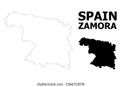 Map Of Spain Zamora.Zamora Map Images Stock Photos Vectors Shutterstock