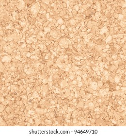 Vector Cork background for your design