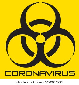 Vector coronavirus graphic design banners. COVID-19 template vector illustration. Banners of novel coronavirus SARS.