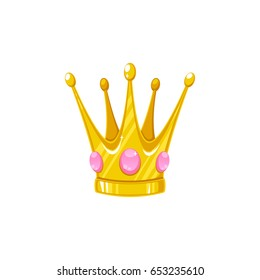 Cartoon Crown Images Stock Photos Vectors Shutterstock Download crown cartoon stock photos. https www shutterstock com image vector vector crown princess decorative royal design 653235610