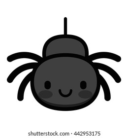 Cartoon Character Happy Spider Images Stock Photos Vectors