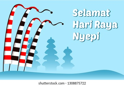 "Vector design of ""Day of Silence"" greetings. 