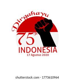 Design Logo 17 Agustus 2020 - Gambar Ngetrend dan VIRAL