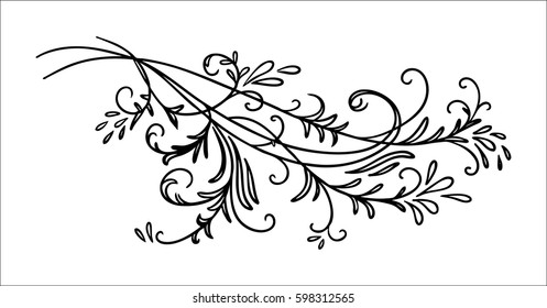 Fancy Flourishes Doodles Inspiring My Doodles Fancy