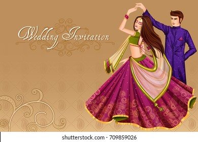 Indian Bridal Dress Stock Vectors, Images \u0026 Vector Art