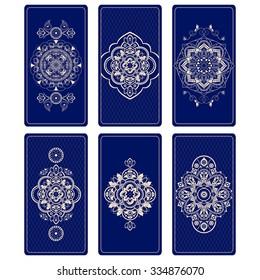 Vector design for Tarot cards