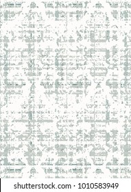 Vector, detailed abstract texture or grunge ;  For art texture, vintage, ethnic , modern damask pattern , carpet, rug,  scarf, clipboard , shawl pattern. colors are white and beige seamless