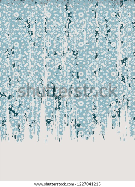 Vector Detailed Abstract Texture Grunge Art Stock Vector (Royalty ...