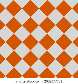 Vector of Diagonal checked floor tile abstract pattern for any outdoor floor tiling purpose