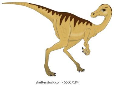 vector dinosaur