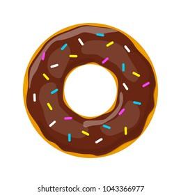 Vector donut icon