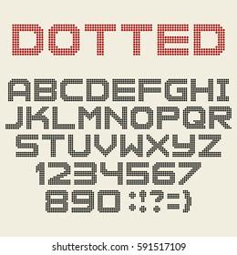 Dot Scoreboard Images, Stock Photos & Vectors | Shutterstock