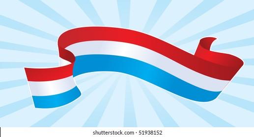 vector dutch flag
