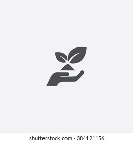 Vector ecology Icon