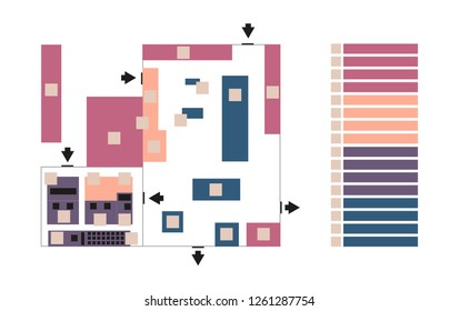 Indoor Maps Stock Illustrations, Images & Vectors   Shutterstock on tropical jungle map, studio map, metal map, industrial map, office map, color map, nature map, shopping map, traditional map, medieval village layout map, night map, business map, high resolution map, fashion map, table map, security map, general map, street map, daytime map, residential map,