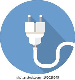 Vector electrical plug
