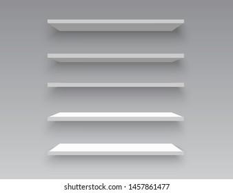 Astounding Empty Bookshelf Images Stock Photos Vectors Shutterstock Beutiful Home Inspiration Ommitmahrainfo