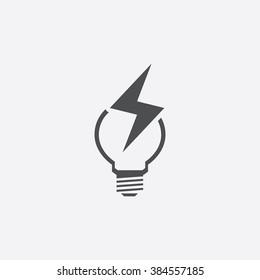 Vector energy Icon