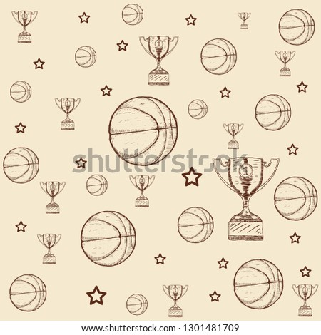 Vector Engraved Style Illustration Posters Decoration Stock