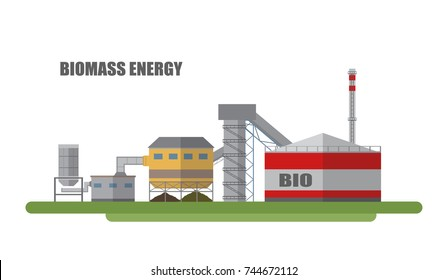 Vector factory biomass energy