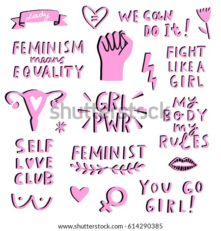 feminism and love