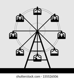 Empty Ferris Wheel Images, Stock Photos & Vectors | Shutterstock