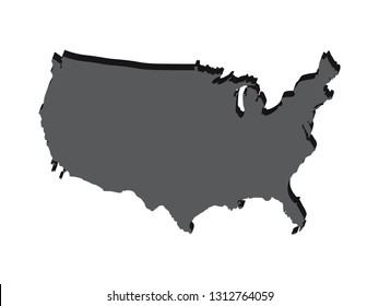 United States Shapes Images, Stock Photos & Vectors ...