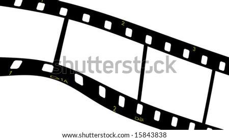 Film strip jpeg