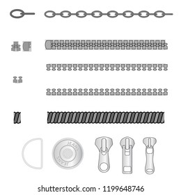 Illustrator Sewing Brushes Images, Stock Photos & Vectors