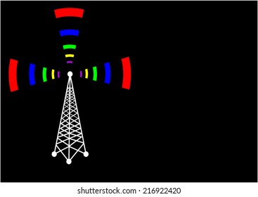 Vector Fi-Wi tower